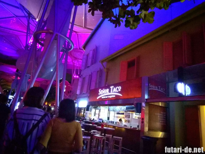 シンガポール クラーク・キー レストラン