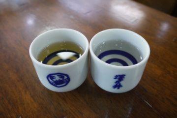 青梅市 澤乃井 利き酒 唎酒処 元禄 東京蔵人