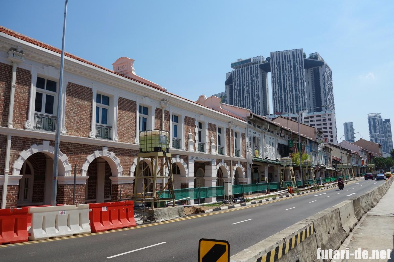 シンガポール チャイナタウン レストラン