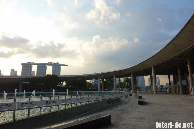 マリーナバレッジ シンガポール マリーナベイサンズ