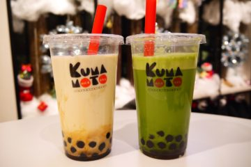 熊本県 熊本ミルクティー KUMAMOTO MILK TEA タピオカミルク
