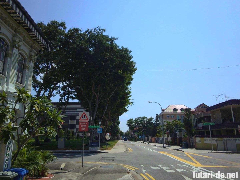 シンガポール カトン