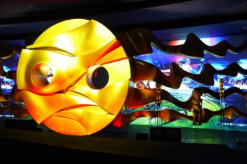 地底の太陽 太陽の塔 岡本太郎 万博記念公園