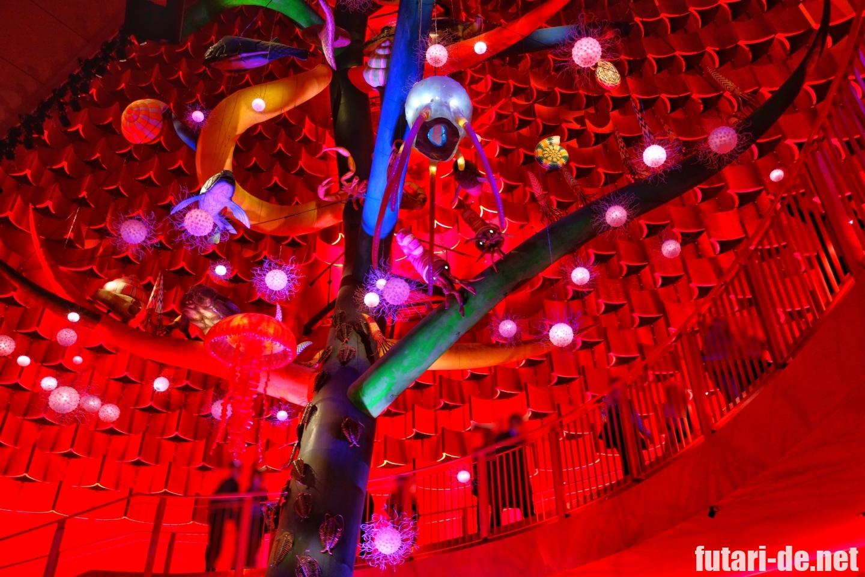 生命の樹 太陽の塔 岡本太郎 万博記念公園