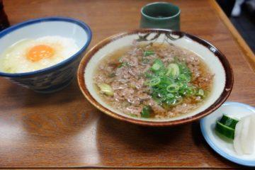 大阪 大阪名物 千とせ 肉吸い