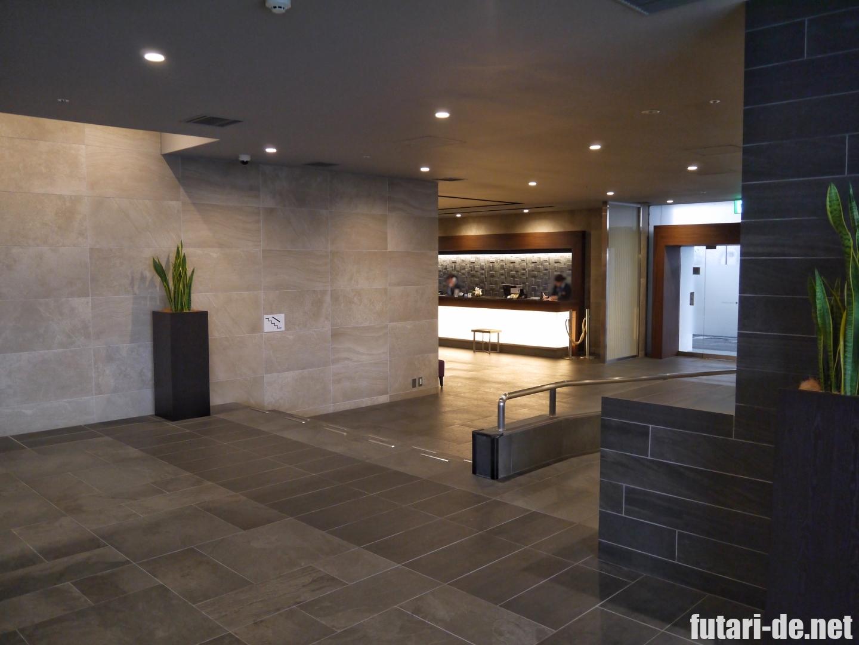 新大阪 ホテルマイステイズ新大阪 フロント