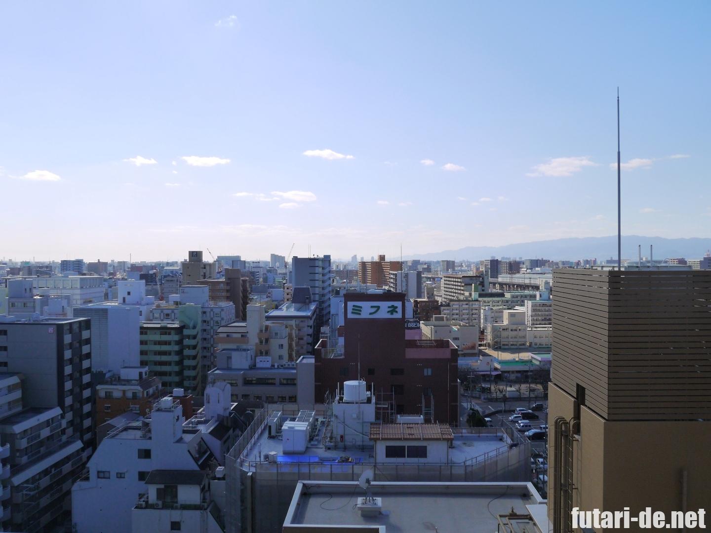 新大阪 ホテルマイステイズ新大阪 客室 スタンダードセミダブル