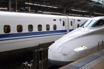 大阪 新大阪駅 新幹線 のぞみ