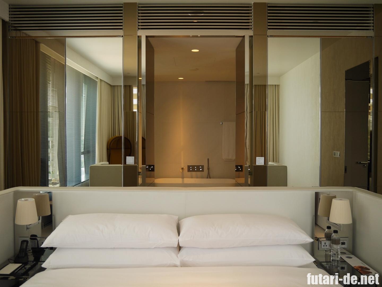 シンガポール JWマリオット・ホテル・シンガポール・サウスビーチ 客室 プレミアスイート