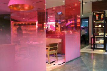 シンガポール JWマリオット・ホテル・シンガポール・サウスビーチ 朝食 エグゼクティブラウンジ