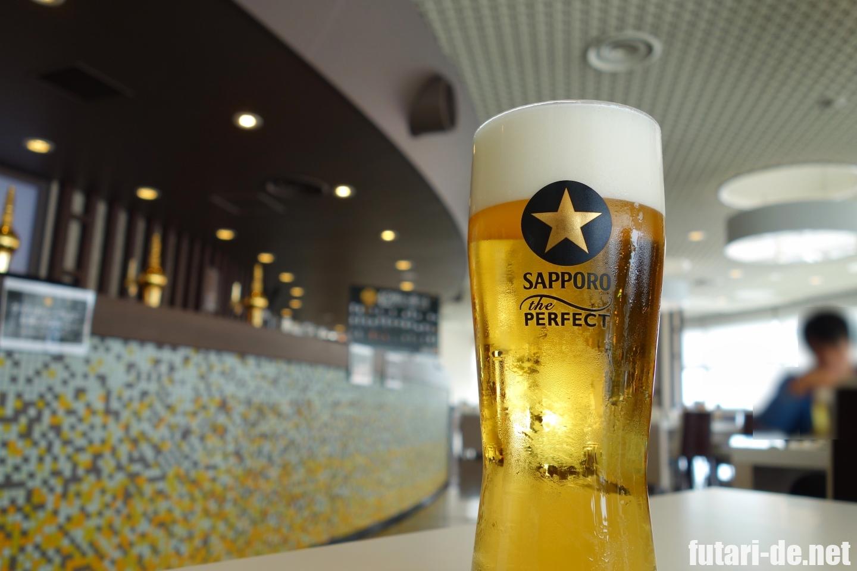 サッポロビール 千葉工場 工場見学 マリンサロン