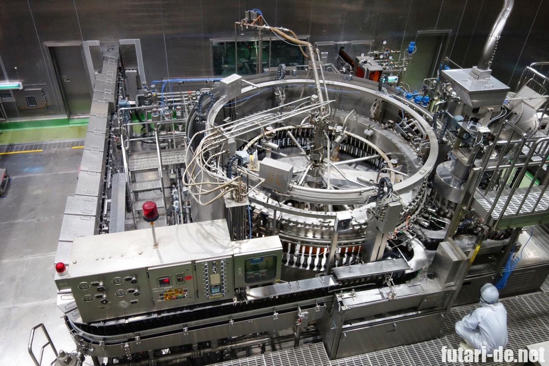 アサヒビール茨城工場 工場見学