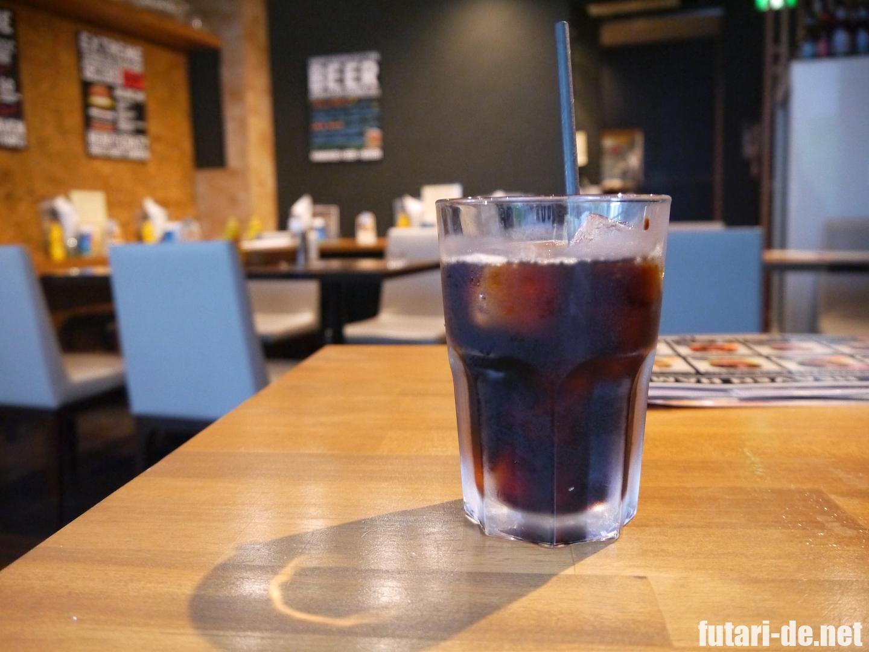 ハングリーヘブン 麹町 ハンバーガー コーヒー