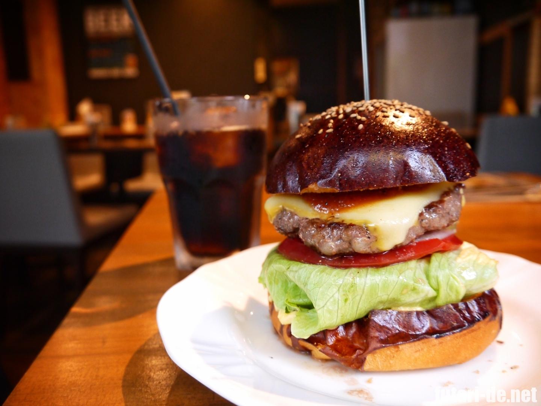 ハングリーヘブン 麹町 ハンバーガー ハングリーヘブンチーズ