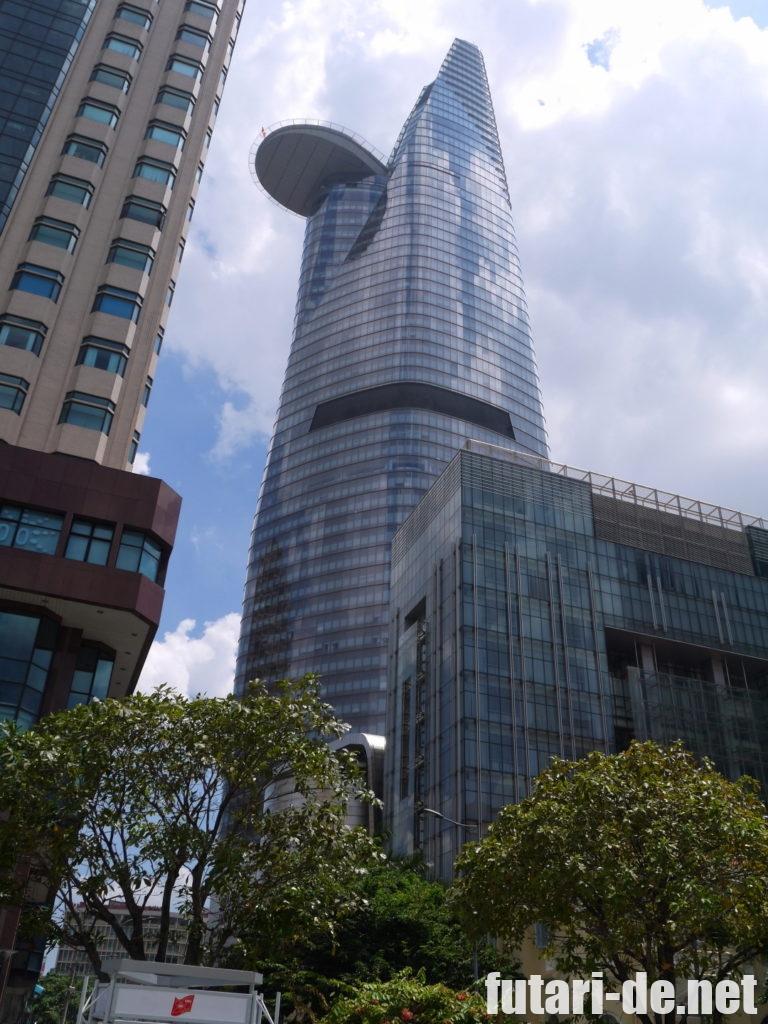 ベトナム ホーチミン ビテクスコフィナンシャルタワー