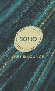 ベトナム ホーチミン SOHO カフェ