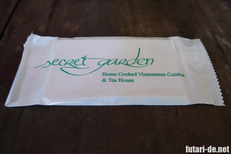 ベトナム ホーチミン シークレットガーデン ベトナム料理