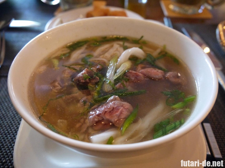 ベトナム ニャチャン ヴィンパール・ラグジュアリー・ニャチャン 朝食 ブルーラグーン