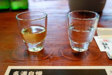 東京 石川酒造 日本酒 多満自慢見学コース 試飲会