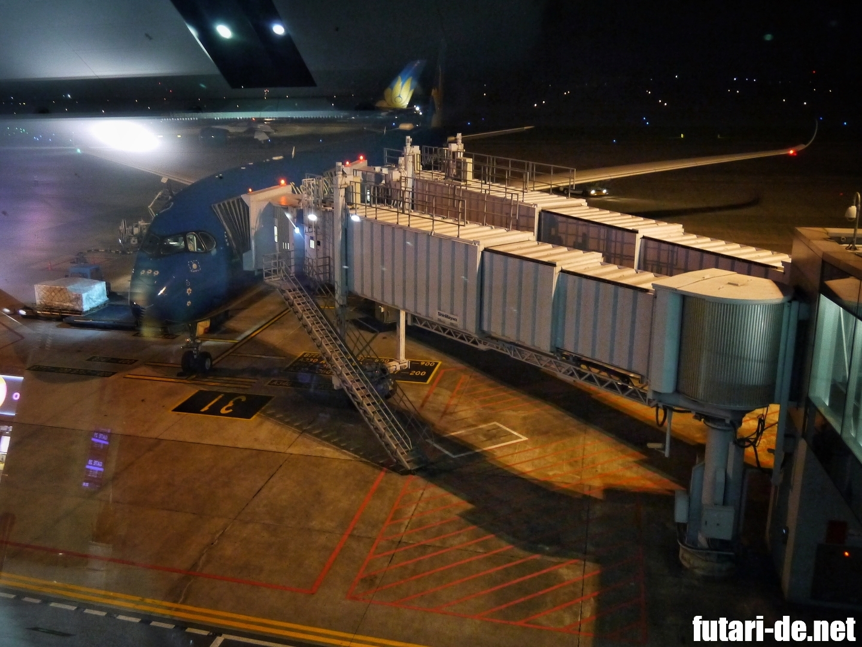 ベトナム ハノイ 国際線 ノイバイ国際空港 ベトナム航空