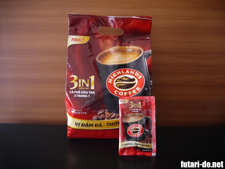 ベトナム お土産 ホーチミン コーヒー 3IN1