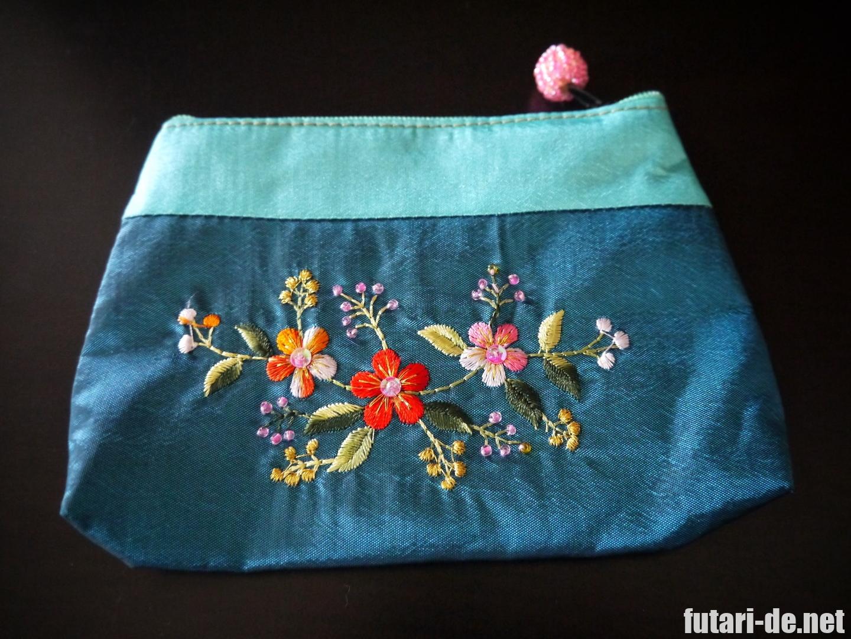 ベトナム お土産 ホーチミン ベトナム刺繍