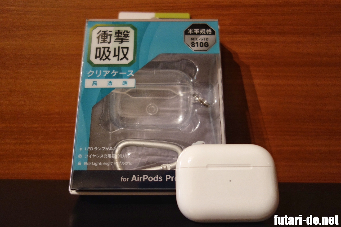 AirPods Pro Clear-case