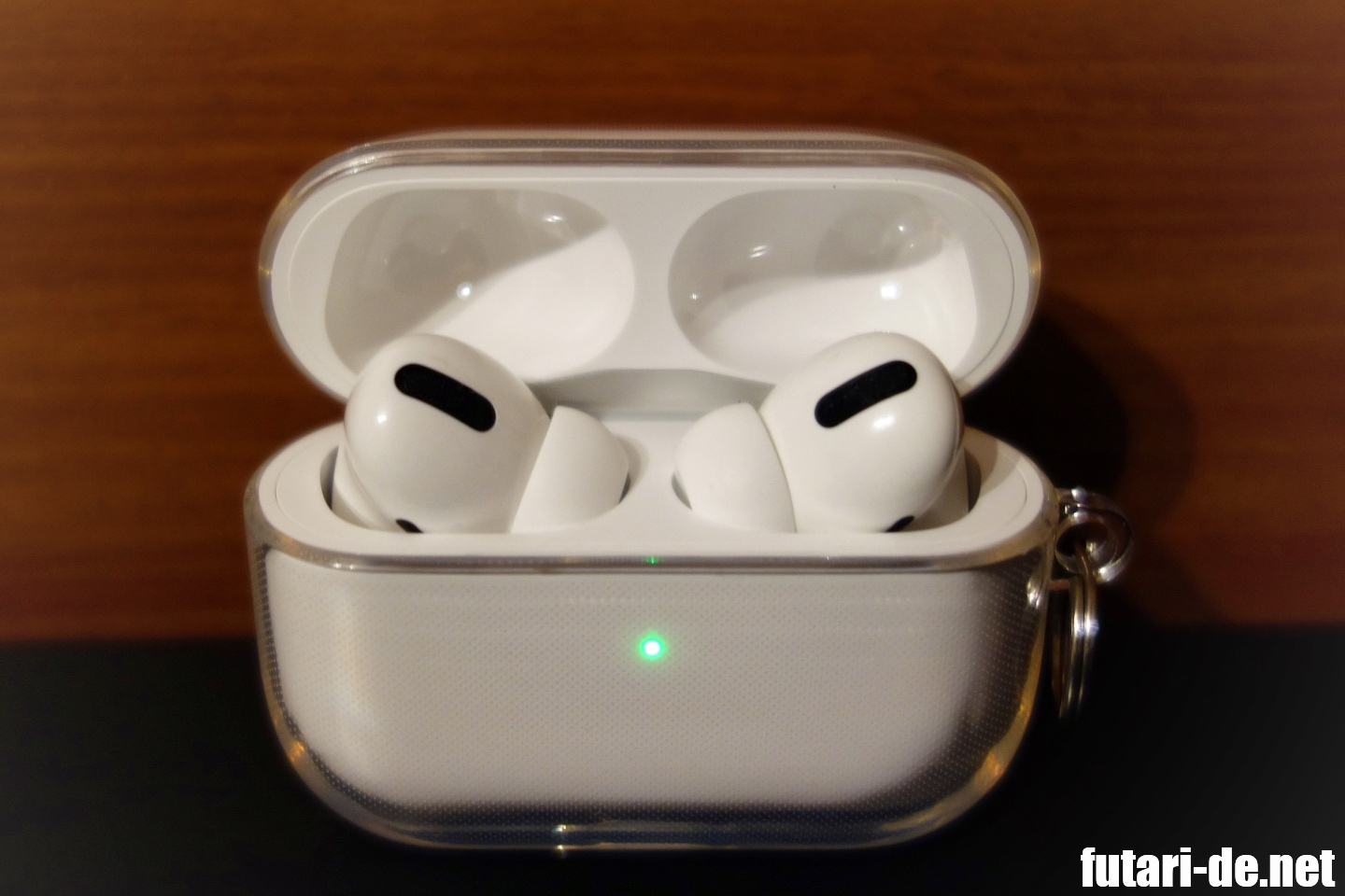 AirPods Pro and Clearcase