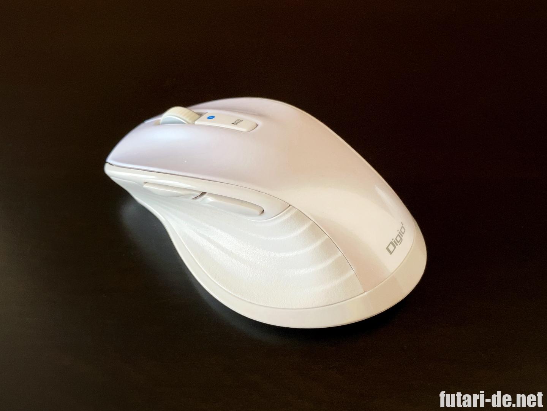 ナカバヤシ Bluetooth静音マウス MUS-BKF149W