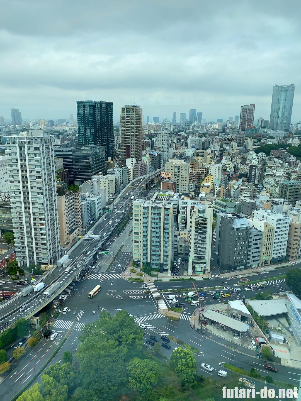 東京 ホテル ザ・プリンス パークタワー東京 レストラン ブリーズヴェール