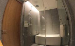 銀座 ホテル MUJI HOTEL GINZA バスルーム