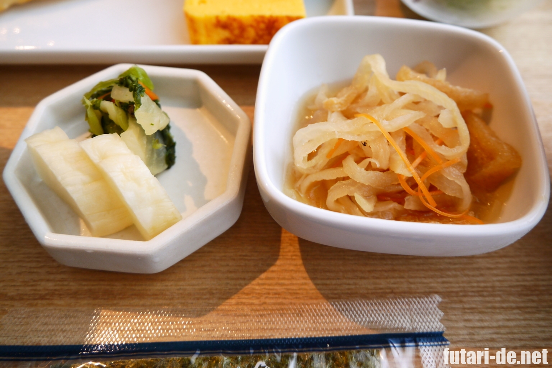 銀座 MUJI HOTEL GINZA 朝食 WA Japanese Restaurant