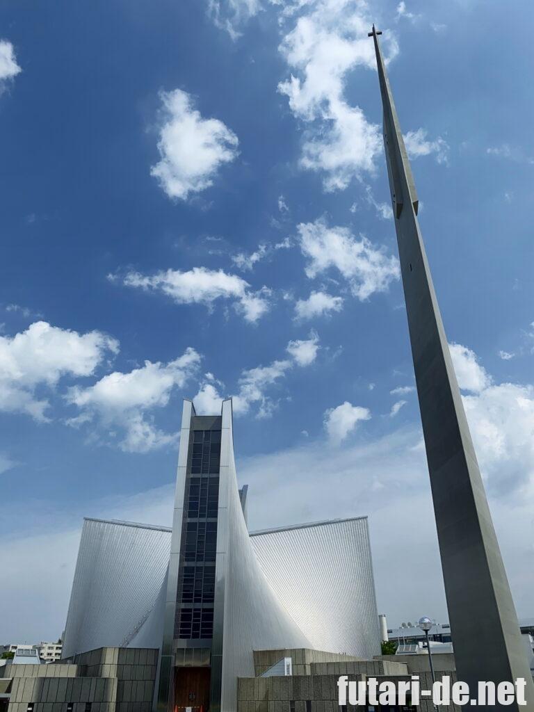 東京カテドラル 聖マリア大聖堂 ST.MARY CATHEDRAL