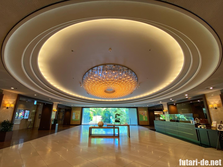 ホテル椿山荘東京 椿山荘 バンケット棟 フロント