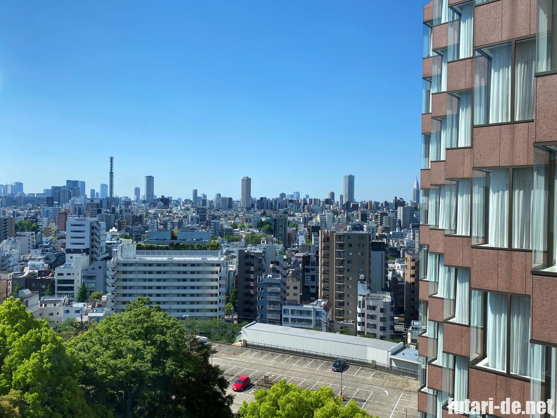 ホテル椿山荘東京 椿山荘 ホテル棟 シティービュー
