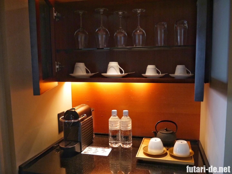 ホテル椿山荘東京 椿山荘 ホテル棟 プライムデラックスガーデンスイート リビング