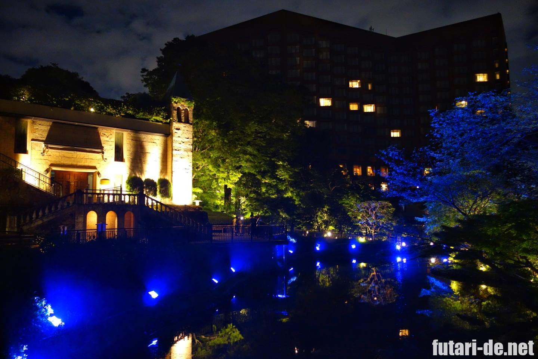 ホテル椿山荘東京 椿山荘 庭園