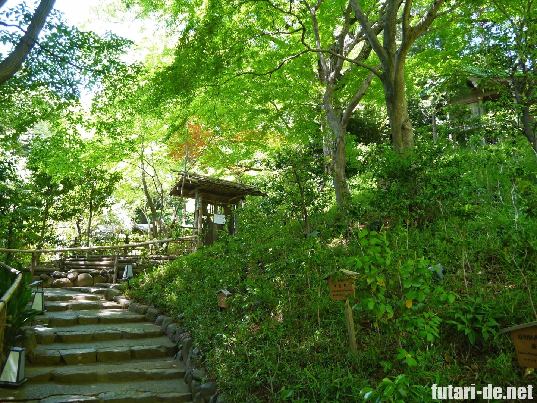 ホテル椿山荘東京 椿山荘 庭園 レストラン