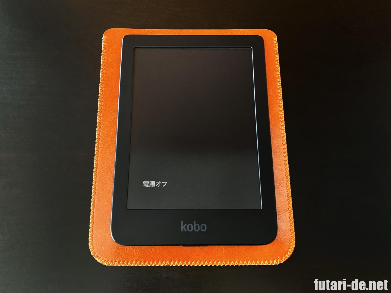 Kobo Clara HD 電子書籍リーダー スリーブケース
